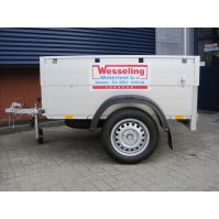 Bagagewagen 151x101x48cm 500KG huren