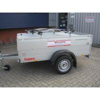 Bagagewagen 211x126x48cm 750KG