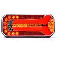 Dynamisch LED- achterlicht 5 pins