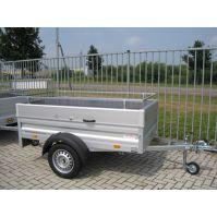 Bagagewagen 205x110x55cm 750KG