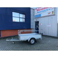 WESTEC 750kg 201x101cm