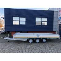 EDUARD 3- asser 606x200x30cm 3.500kg LVH63cm