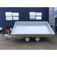 EDUARD driezijdige kipper 330x180cm 2.700kg (elektrisch)