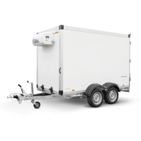 HUMBAUR Serie 5300 HK koelwagen 319x173x189cm