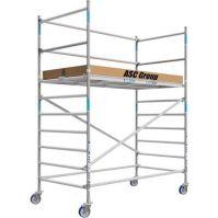 ASC rolsteiger 135x250 WH4.20m houten platform (1x)