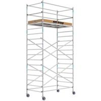 ASC rolsteiger 135x250 WH6.20m houten platform (B)