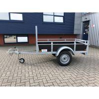 ROVA enkel- as bakwagen 200x110cm 750kg