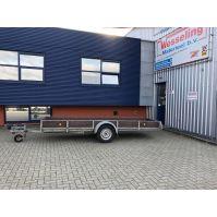 ZB Enkel- as bakwagen 410x130cm 1.200kg (1979)