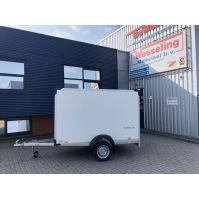 HUMBAUR Serie 5000 251x130x152cm 750kg (enkele achterdeur)