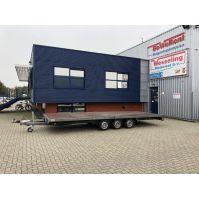 HENRA Plateauwagen 603x220cm 3- asser rijplaten (2017)
