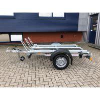 Motor transporter voor max. 3 motoren huren