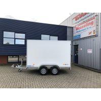 HAPERT Sapphire L-2 300x150x180cm 2.000kg (laadklep)