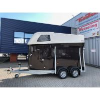XX Trail MAXX JR 1.5 paards trailer met zadelkamer