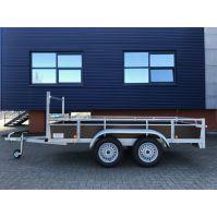 ROVA tandem- as bakwagen 307x131cm 750kg