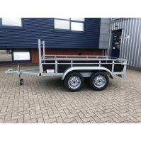 ROVA tandem- as bakwagen 258x131cm 750kg