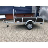 ROVA enkel- as bakwagen 225x131cm 750kg