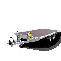 HUMBAUR Serie 4000 Universal (hout) 400x203cm