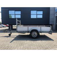ATEC Enkel-as bakwagen 250x130cm 1.300kg (2003)