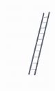 DIRKS Enkele rechte ladders gecoat
