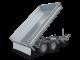 HUMBAUR Kipper achterwaarts 268x150cm 2.700kg