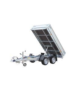 HAPERT COBALT HB-2 2700KG 305x160cm handbediend achterwaarts